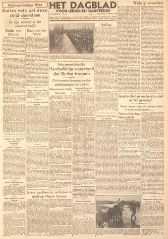 Dagblad voor Leiden en Omstreken 1944-03-13