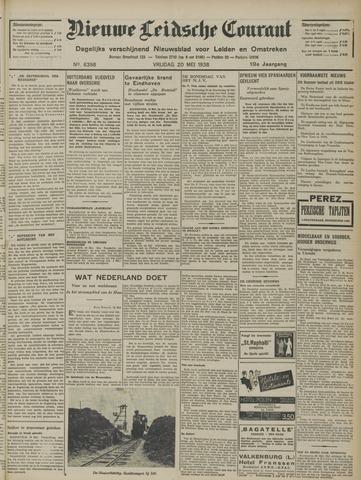 Nieuwe Leidsche Courant 1938-05-20