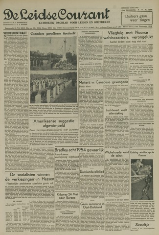 Leidse Courant 1952-05-06