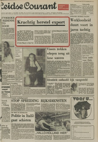Leidse Courant 1977-04-23