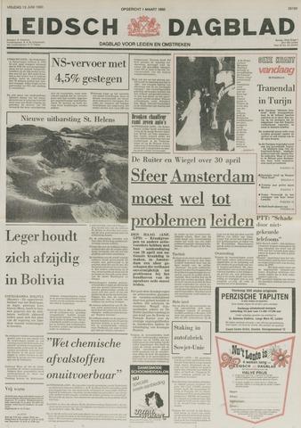 Leidsch Dagblad 1980-06-13