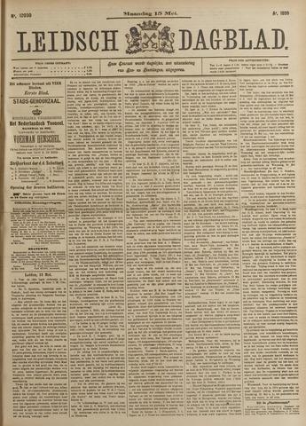 Leidsch Dagblad 1899-05-15