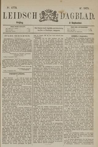 Leidsch Dagblad 1875-09-03