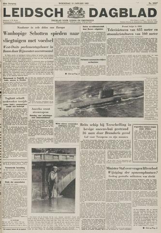 Leidsch Dagblad 1955-01-19