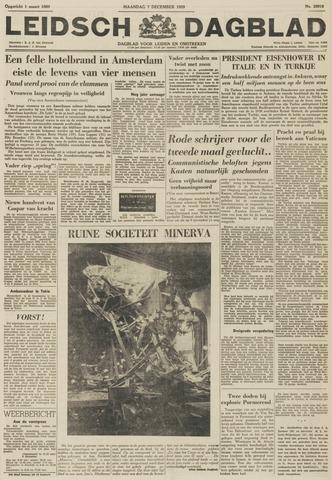 Leidsch Dagblad 1959-12-07