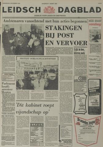 Leidsch Dagblad 1978-12-06