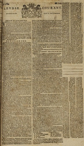 Leydse Courant 1784-09-08