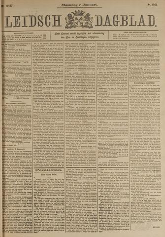Leidsch Dagblad 1901-01-07