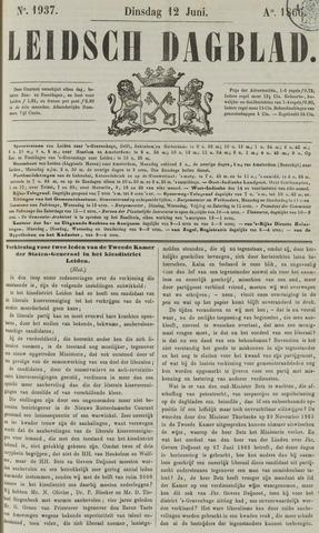 Leidsch Dagblad 1866-06-12