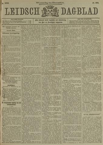Leidsch Dagblad 1904-12-14