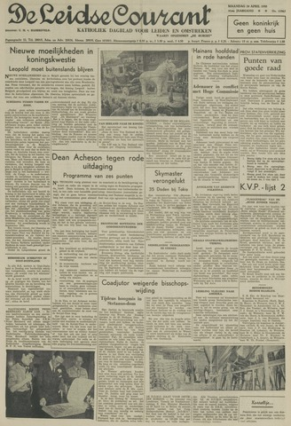Leidse Courant 1950-04-24