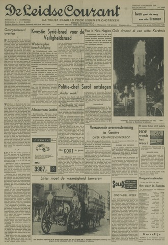 Leidse Courant 1958-12-09