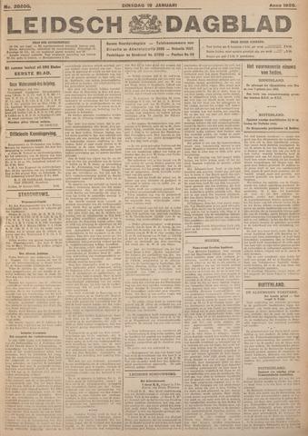 Leidsch Dagblad 1926-01-19