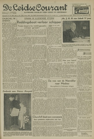 Leidse Courant 1952-01-19