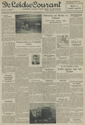 Leidse Courant 1948-12-01