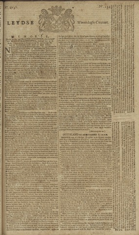 Leydse Courant 1757-11-09