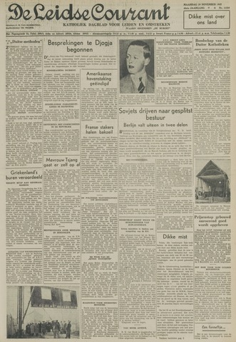 Leidse Courant 1948-11-29