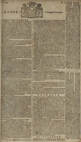 Leydse Courant 1765-01-18