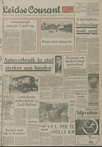 Leidse Courant 1974-02-07