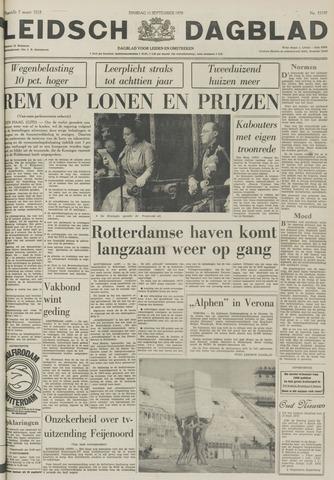 Leidsch Dagblad 1970-09-15
