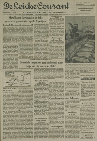 Leidse Courant 1963-10-15