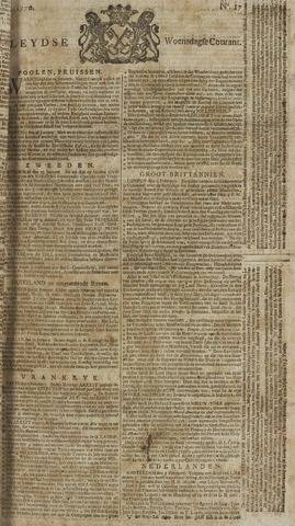 Leydse Courant 1770-02-07
