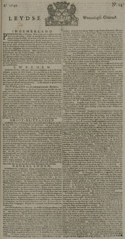 Leydse Courant 1740-02-24