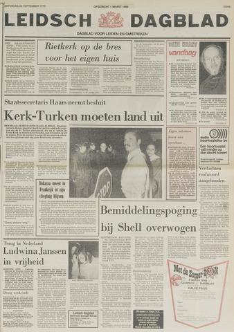 Leidsch Dagblad 1979-09-22