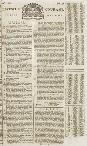 Leydse Courant 1825-03-11