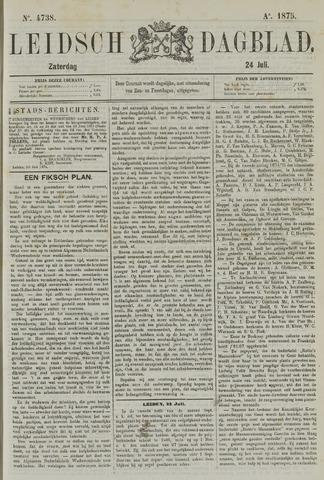 Leidsch Dagblad 1875-07-24
