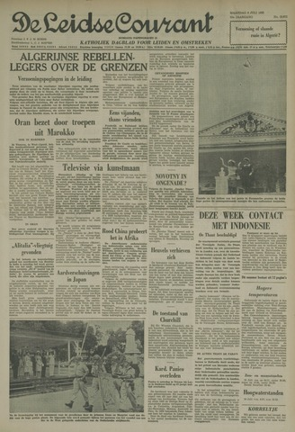 Leidse Courant 1962-07-09