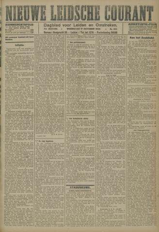Nieuwe Leidsche Courant 1923-10-17