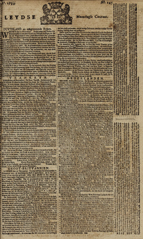 Leydse Courant 1753-12-03