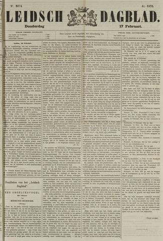 Leidsch Dagblad 1870-02-17