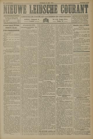 Nieuwe Leidsche Courant 1927-05-17