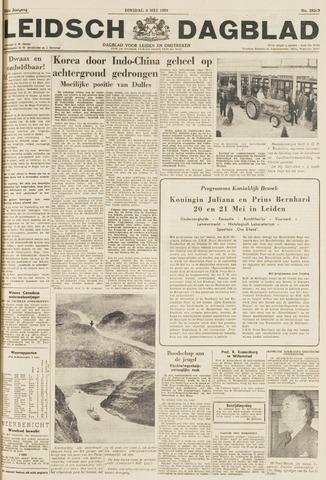 Leidsch Dagblad 1954-05-04