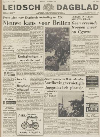 Leidsch Dagblad 1967-12-01