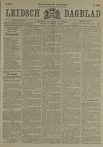 Leidsch Dagblad 1909-08-26