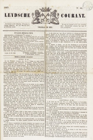 Leydse Courant 1865-05-26