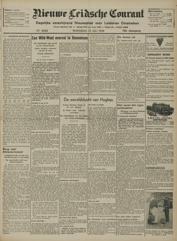 Nieuwe Leidsche Courant 1938-07-13