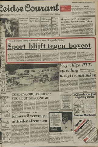 Leidse Courant 1980-01-31