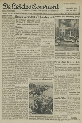 Leidse Courant 1951-10-16
