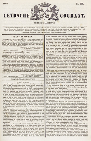 Leydse Courant 1869-08-20