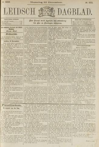 Leidsch Dagblad 1892-12-12
