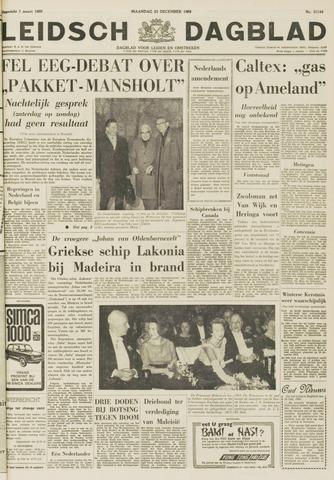 Leidsch Dagblad 1963-12-23