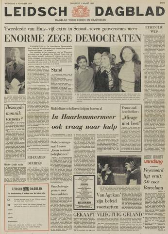 Leidsch Dagblad 1974-11-06