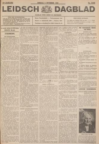 Leidsch Dagblad 1928-11-06