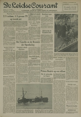 Leidse Courant 1962-11-14