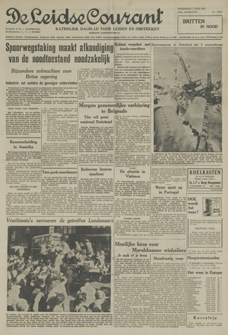 Leidse Courant 1955-06-01