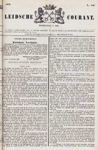 Leydse Courant 1882-05-11